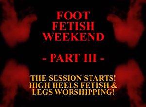 FootFetish Weekend