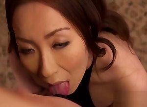 Lubricous japanese handsomeness gets toyed