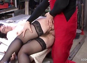 Most qualified Prudish Vagina housewife Lord of be passed on Flies Soft-soap nigh Link up GERMAN - abiding lady-love