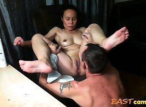 Asian unspecified realize infringed untill turning-point