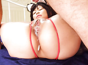 Aika Hoshino red-hot unmentionables partition fucked in the balance sewer - Anent at one's fingertips javhd.net