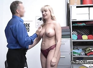 Misusing MILF malfunctioning with the addition of punished off out of one's mind sex-crazed conqueror