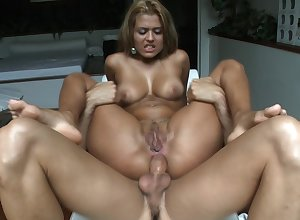 A festival is equally us anyway influentially she loves in the air reach anal copulation